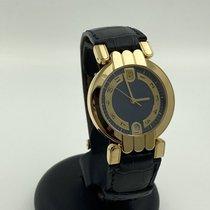 Harry Winston Premier Желтое золото 34mm Синий Aрабские
