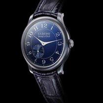 F.P.Journe Souveraine Chronometre Bleu Foarte bună Tantal 39mm Armare manuala