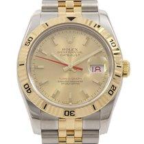 Rolex Datejust Turn-O-Graph 36mm Gold