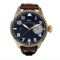 IWC IW500421 Pозовое золото Big Pilot 46mm подержанные