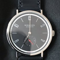 NOMOS Tangente 38 Steel 37.5mm United States of America, Wisconsin, De Pere