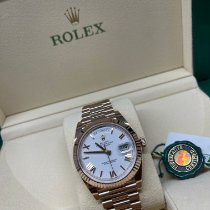 Rolex 228235 Rose gold 2021 Day-Date 40 40mm new