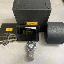 Breitling Transocean Chronograph Unitime Acero 46mm Negro Sin cifras España, Zaragoza