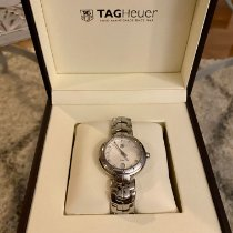TAG Heuer Link Lady new Automatic Watch with original box and original papers WAT1311.BA0956