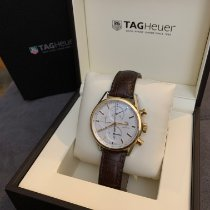 TAG Heuer Carrera Calibre 1887 Gold/Steel 41mm Silver United States of America, Illinois, Chicago