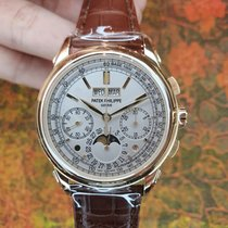 Patek Philippe Yellow gold 41mm Manual winding 5270J new