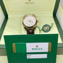 Rolex Rose gold 42mm Automatic 326135 new