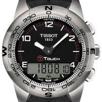 Tissot T-Touch II Titanium 43mm Black