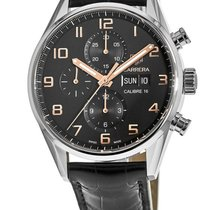 TAG Heuer CV2A1AB.FC6379 Steel 2020 Carrera Calibre 16 43mm new United States of America, New York, Bellmore