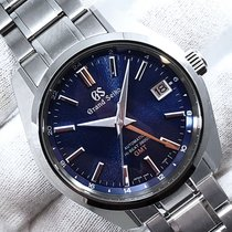 Seiko Grand Seiko Steel Blue