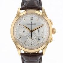 Jaeger-LeCoultre Master Chronograph Rose gold 40mm Silver
