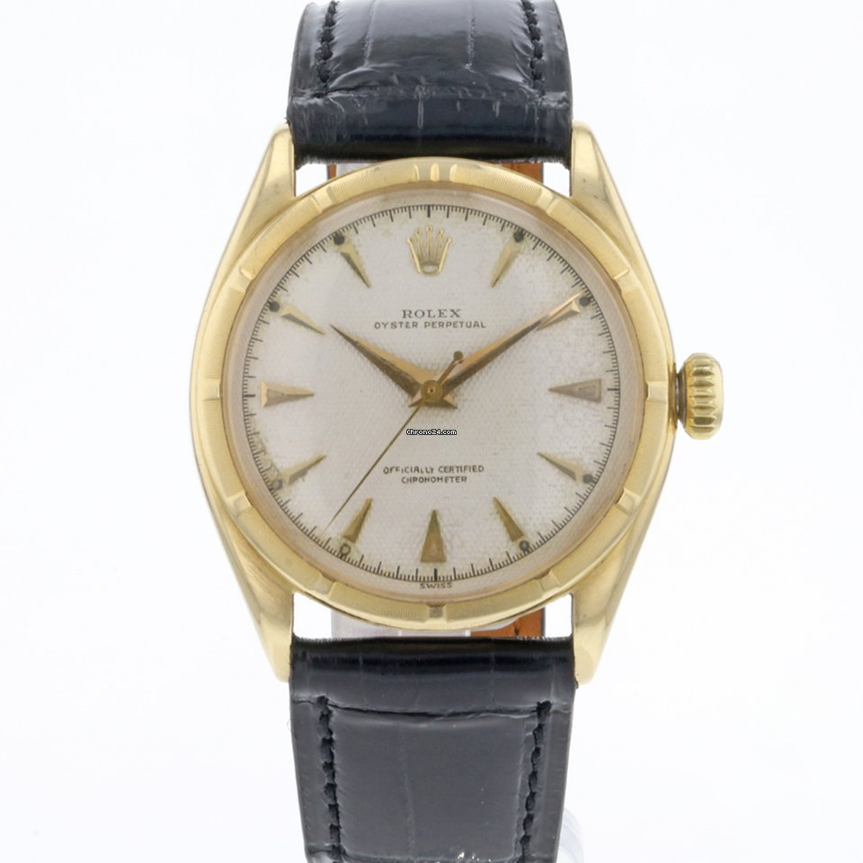 Rolex Bubble Back 6085 1953 pre-owned