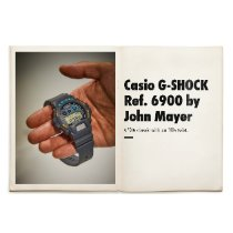 Casio G-Shock New Plastic 53.2mm Quartz