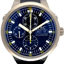 IWC IW3715 Titanium 2012 GST 43mm pre-owned