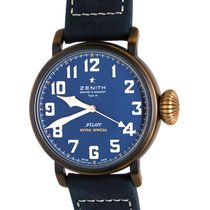 Zenith Pilot Type 20 Extra Special 29.2430.679/57.C808 New Bronze 45mm Automatic