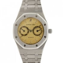 Audemars Piguet Royal Oak Acciaio 36mm Champagne Italia, Roma