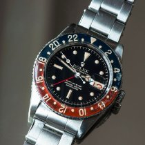 Rolex GMT-Master 6542 Very good Steel 38mm Automatic
