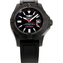 Breitling Avenger Seawolf Steel 45mm Black No numerals