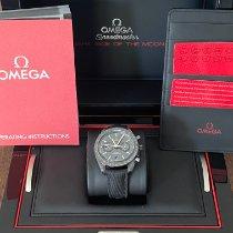 Omega Speedmaster Professional Moonwatch nouveau 2018 Remontage automatique Chronographe Montre avec coffret d'origine et papiers d'origine 311.92.44.51.01.003