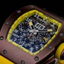 Richard Mille RM 011 Bronze Yellow United Kingdom, London