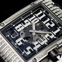 Richard Mille RM 016 White gold 38mm Transparent Arabic numerals