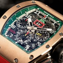 Richard Mille RM 011 RM 011 Red gold 42mm Automatic United Kingdom, London