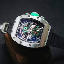 Richard Mille RM 011 new 2020 Automatic Watch with original box and original papers RM11-01