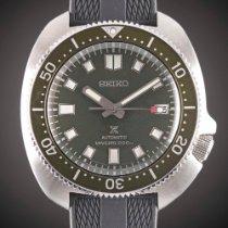 Seiko Prospex Steel Green United Kingdom, London
