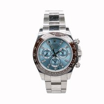 Rolex Daytona Platinum 40mm Blue No numerals United Kingdom, London