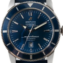 Breitling Superocean Heritage 46 Steel 46mm Blue