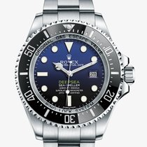 Rolex Sea-Dweller Deepsea Steel 44mm Blue