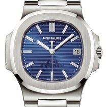 Patek Philippe Platinum Automatic new Nautilus