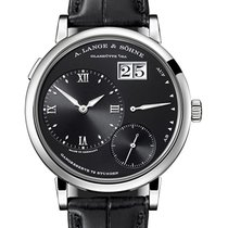 A. Lange & Söhne Grand Lange 1 new 2020 Manual winding Watch with original box and original papers 117.028