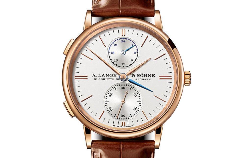 A. Lange & Söhne Saxonia 386.032 2021 new