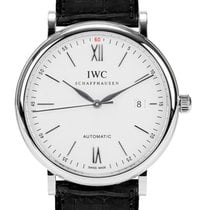 IWC IW356501 Aço 2021 Portofino Automatic 40mm novo
