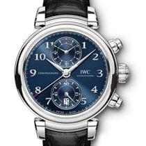 IWC Da Vinci Chronograph новые 2021 Автоподзавод Часы с оригинальными документами и коробкой IW393402