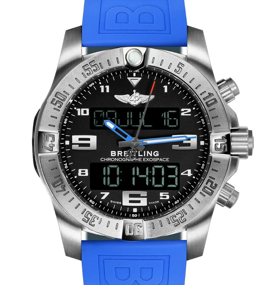 Breitling Exospace B55 Connected EB5510H2/BE79/235S 2018 новые