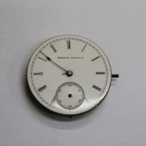 Illinois Parts/Accessories Men's watch/Unisex mov 163 pre-owned