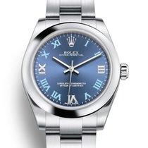 Rolex Oyster Perpetual 31 Acero 31mm Azul Romanos España