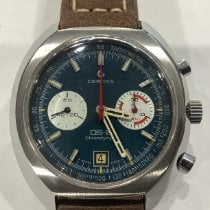 Certina DS-2 Steel Blue No numerals