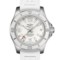 Breitling Superocean new 2021 Automatic Watch with original box and original papers A17316D21A1S1
