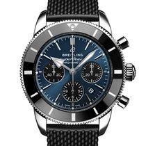 Breitling Superocean Heritage II Chronographe Acero 44mm Azul Sin cifras España