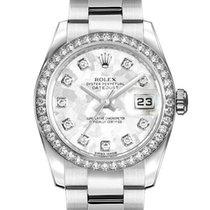 Rolex Lady-Datejust Acero 26mm Gris Sin cifras España