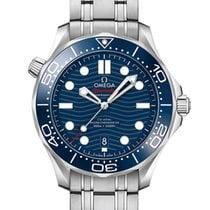 Omega Seamaster Diver 300 M Acero 42mm Azul Sin cifras España
