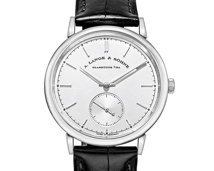 A. Lange & Söhne Saxonia 380.026 2021 new