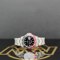 Rolex GMT-Master II Stahl 40mm Schwarz Keine Ziffern Deutschland, Hamburg