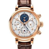 IWC Da Vinci Perpetual Calendar новые 2021 Автоподзавод Хронограф Часы с оригинальными документами и коробкой IW392101