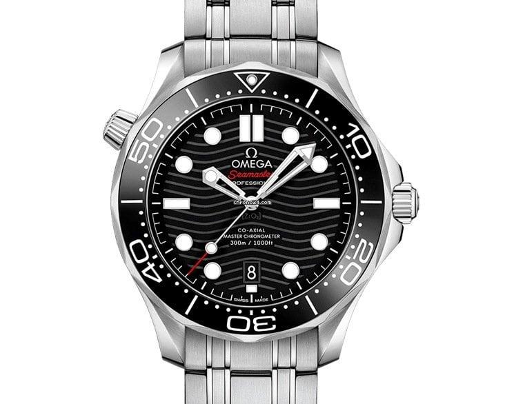Omega Seamaster Diver 300 M 210.30.42.20.01.001 2021 nuevo