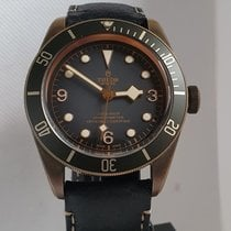 Tudor Black Bay Bronze Bronz 43mm Szürke Arab