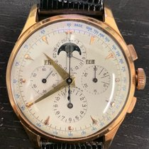 Universal Genève Compax Rose gold 37.5mm United States of America, Florida, Key Biscayne
